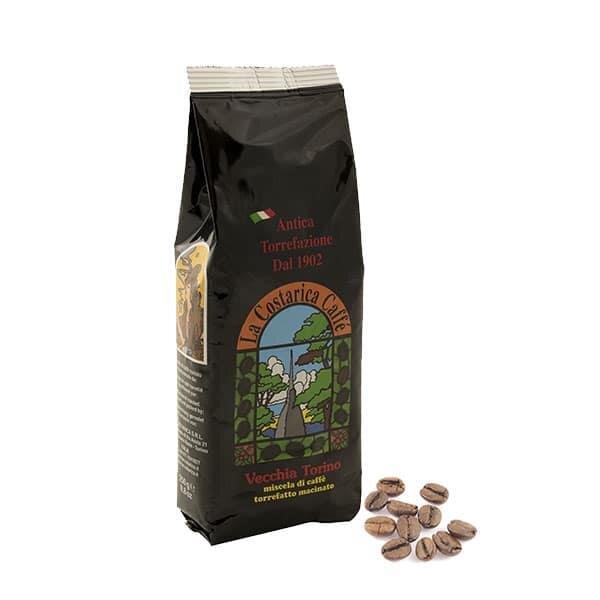 Zrnková káva Vecchia Torino, 250 g
