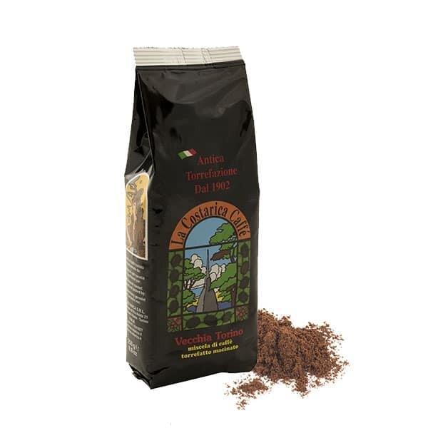 Mletá káva Vecchia Torino, 250 g