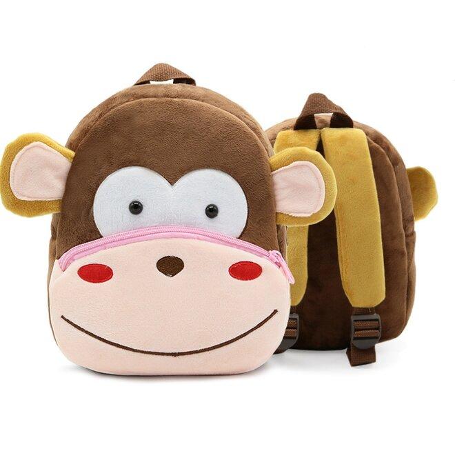Batůžek opice