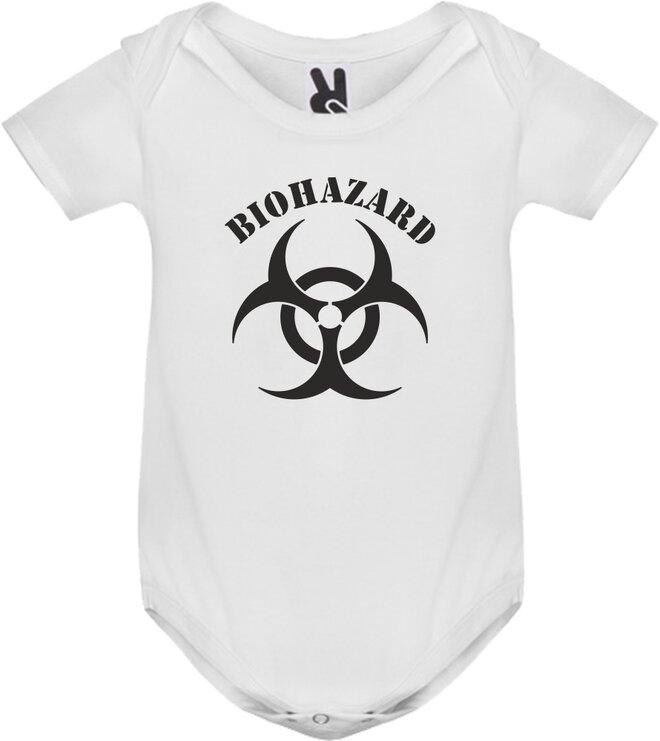 Body tričko Biohazard