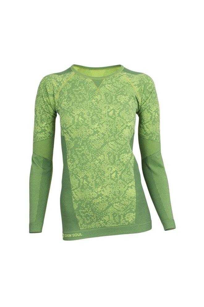 Termoprádlo, dámské funkční bezešvé triko