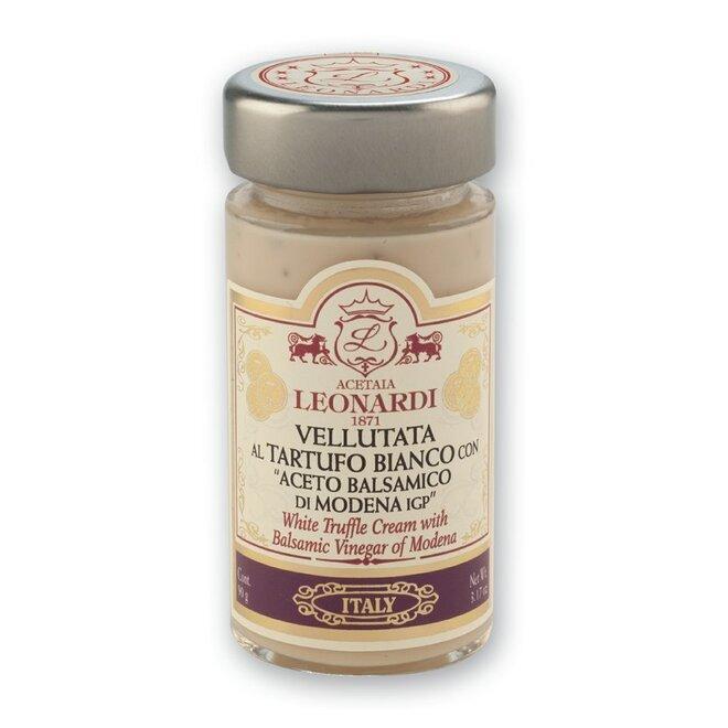 Bílý lanýžový krém s balsamikem, 90 g