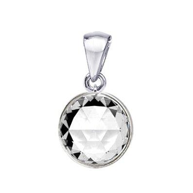 Přívěsek s krystalkem Elements – Rose Cut