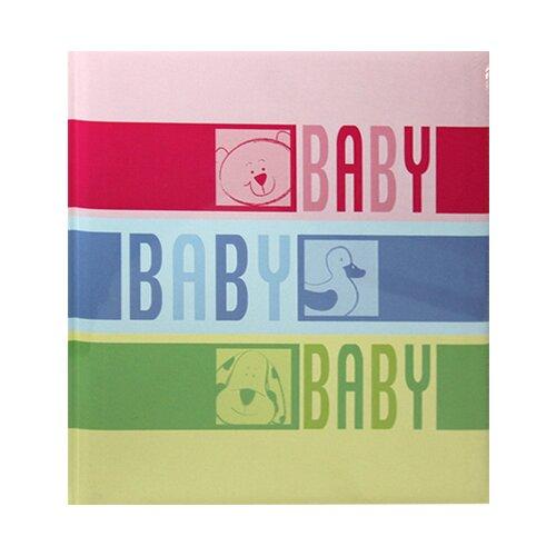 Baby - šité, růžkové, 60 stran