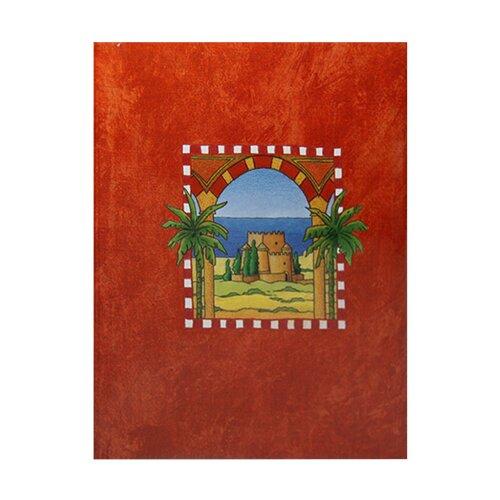 Egypt - šité, růžkové, 60 stran