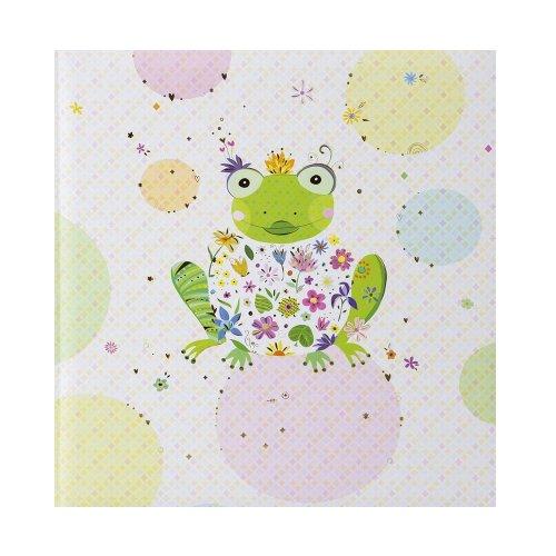 Happy frog - šité, růžkové, 60 stran