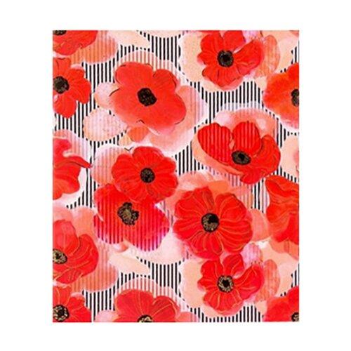Poppy - šité, růžkové, 60 stran