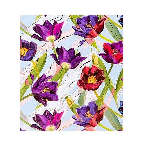 Tulips - šité, růžkové, 60 stran