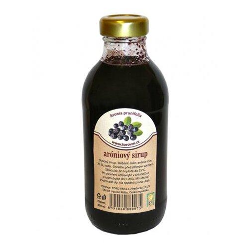 Aroniový sirup, 330 ml