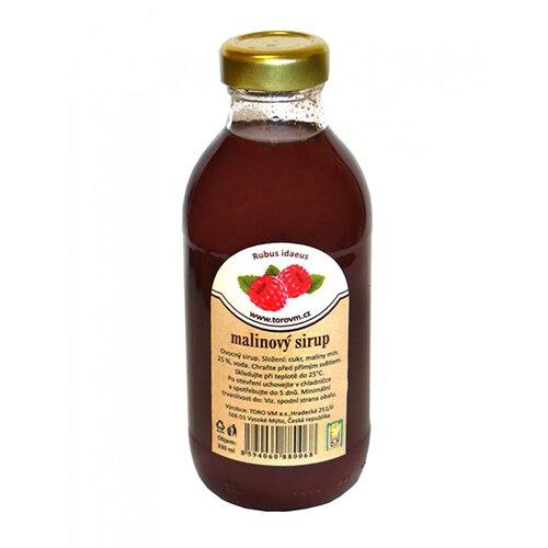 Malinový sirup, 330 ml
