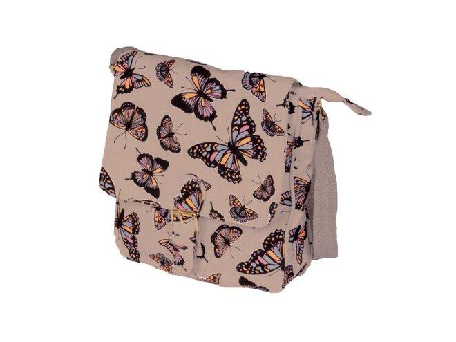 Látková taška s motýly JBCB 182001