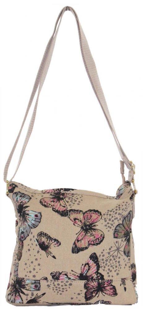Látková taška s motýly JBCB 184001