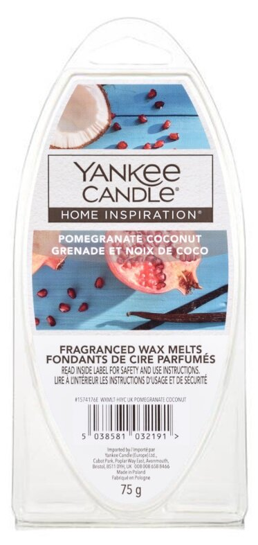 Yankee Candle Pomegranate Coconut - vosk 75 g
