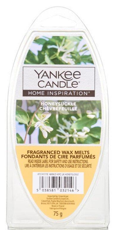 Yankee Candle Honeysuckle - vosk 75 g