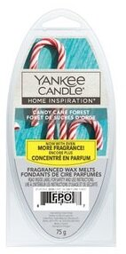 Yankee Candle Candy Cane Forest - vosk 75 g