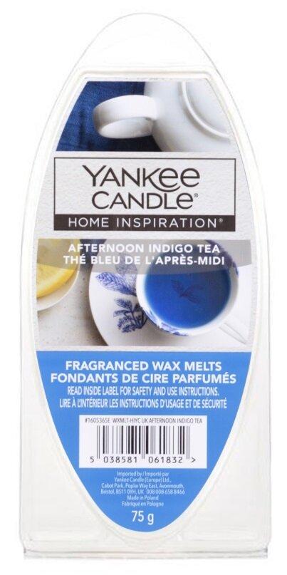Yankee Candle Afternoon Indigo Tea - vosk 75 g