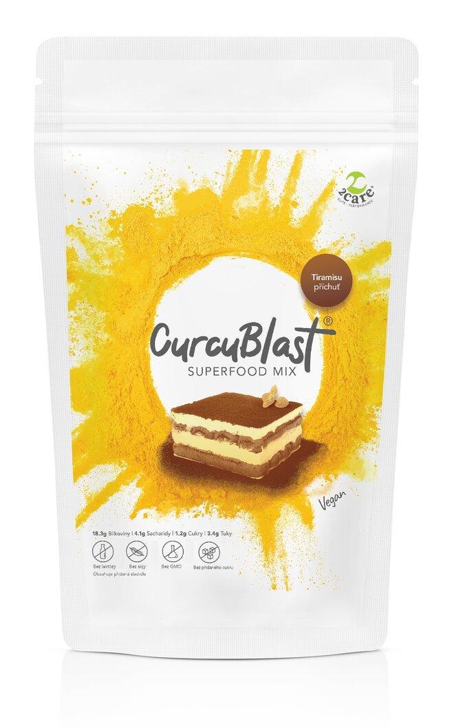 CurcuBlast Vegan – Tiramisu