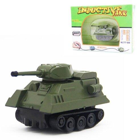 Tank zelený