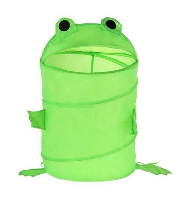 Koš na hračky - žabka