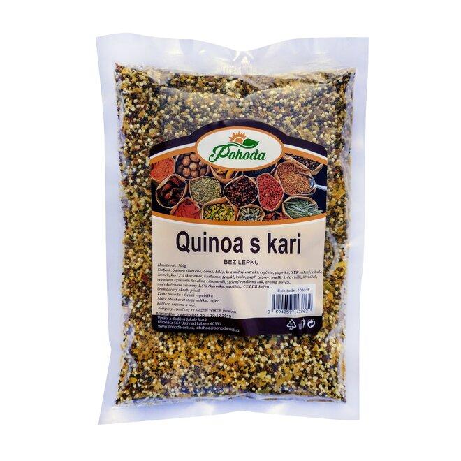 Quinoa s kari, 500 g
