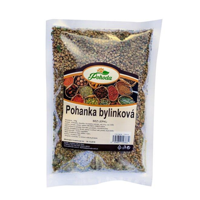 Pohanka bylinková, 500 g