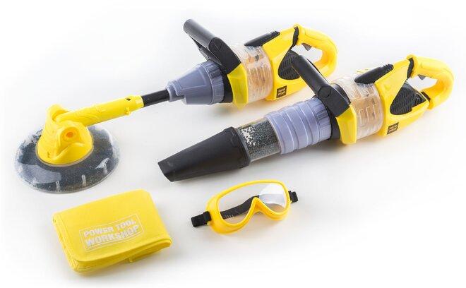 Fukar a křovinořez na baterie G21 Deluxe Tools