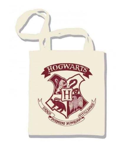 Plátěnná taška - Hogwarts (Bradavice)