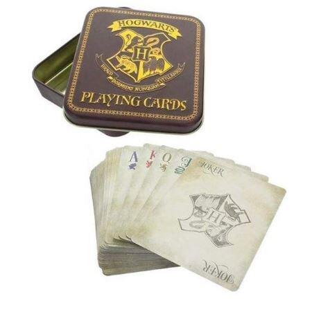 Hrací karty v krabičce