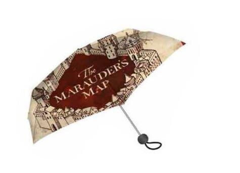 Deštník - Pobertův plánek