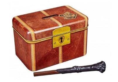 Pokladnička - Čarovný kufr s hůlkou