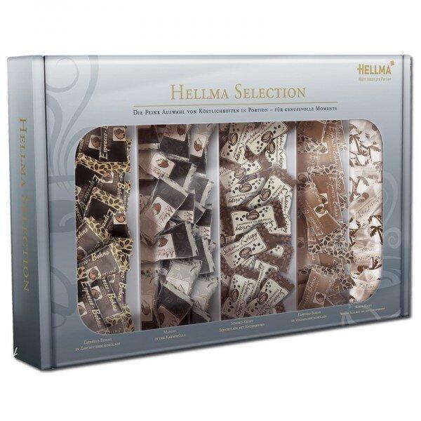 Hellma mix čokolád - 200 ks