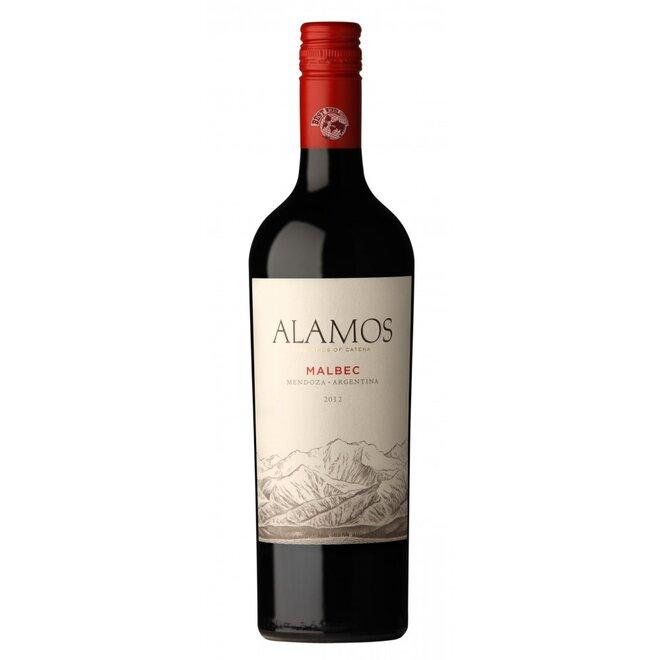 Červené víno Alamos Malbec 2016