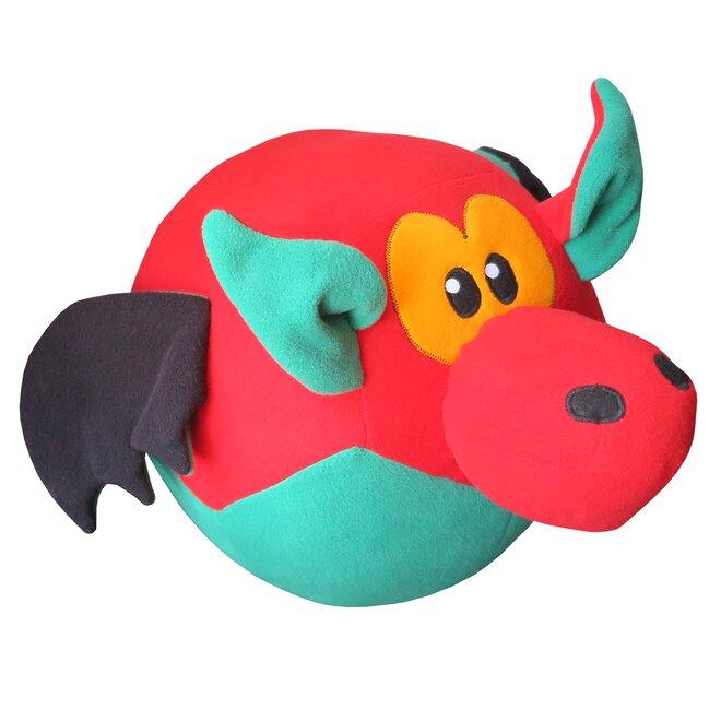 Hrací míč – drak