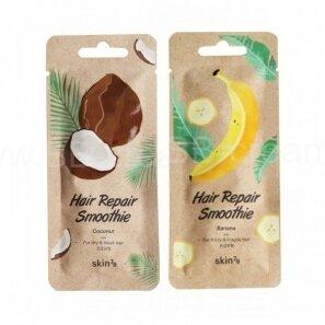 2x maska na vlasy: Kokos + Banán