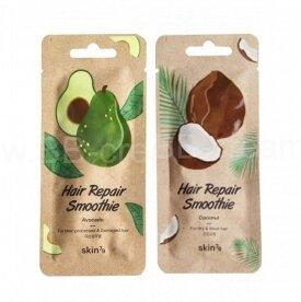 2x maska na vlasy: Kokos + Avokádo