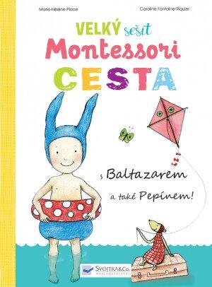 Velký sešit Montessori – Cesta