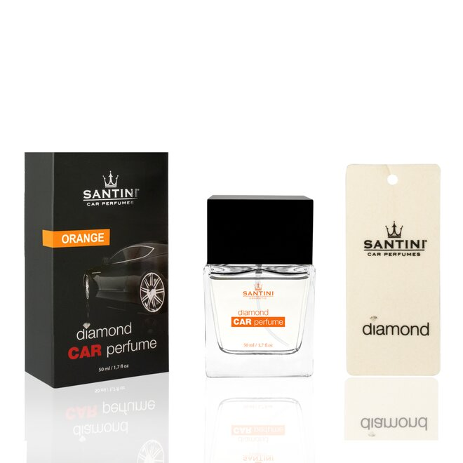 Osvěžovač- Diamond Orange