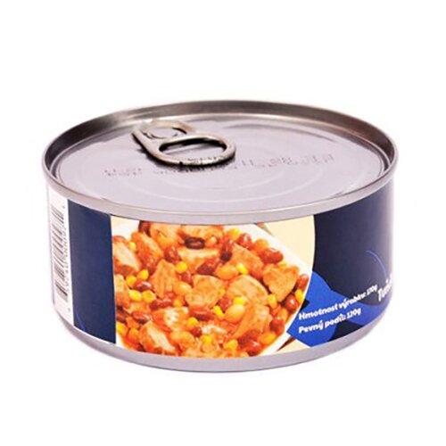 Tuňákový salát s papričkami jalapeños, 170 g