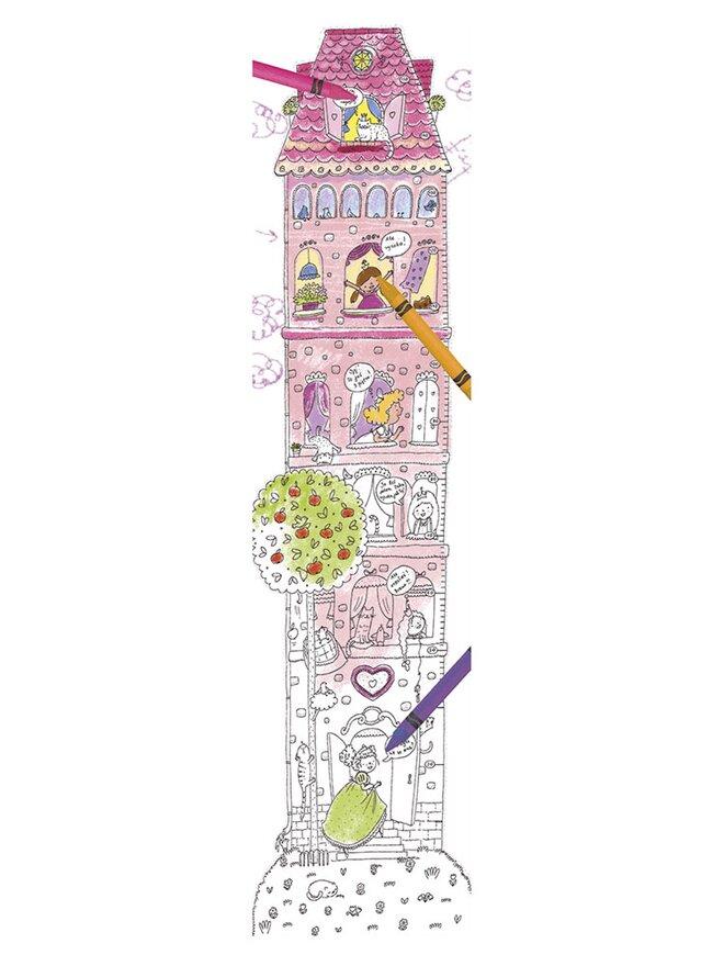 Veselý metr – Věž k vymalování