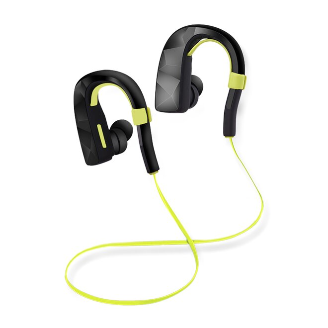 Sluchátka Sports Bluetooth HD BASS stereo