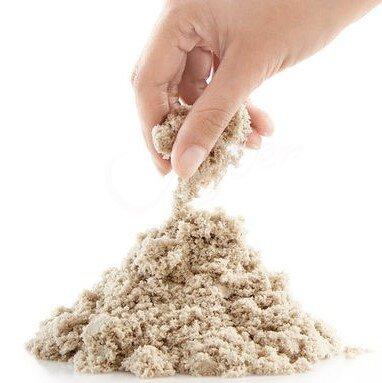 1 kg písku - přírodní