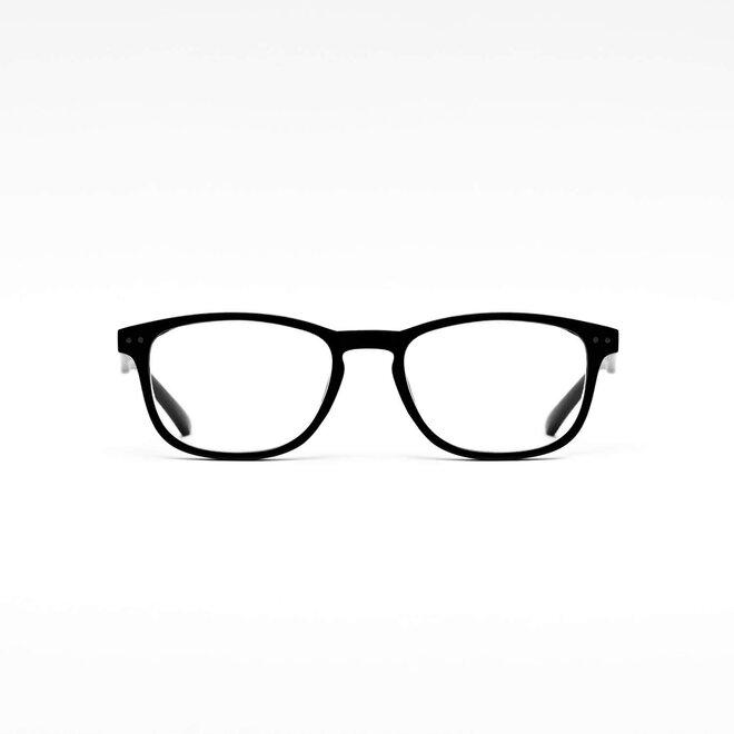 Nedioptrické brýle k PC - kulatý tvar