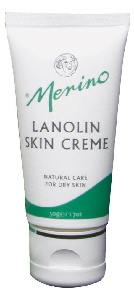 Merino Lanolin Creme v tubě, 100 g