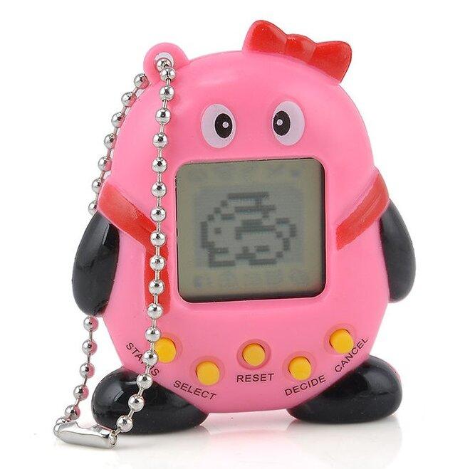 Růžové Electronic pets