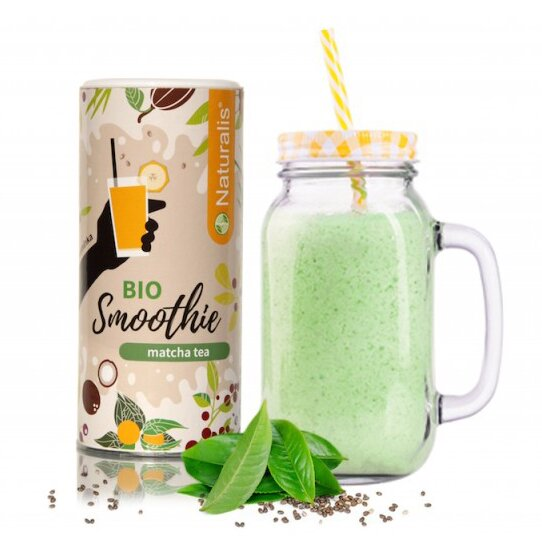 Smoothie Naturalis Matcha tea bio, 180 g