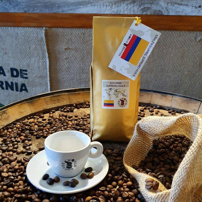 Kolumbie (250 g)