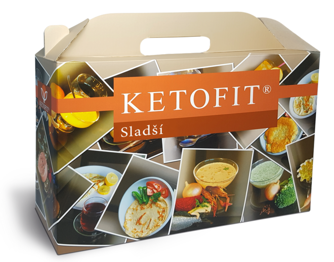 KETOFIT® sladší