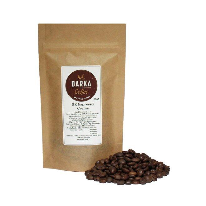 DK Espresso Grand Crema - zrnková