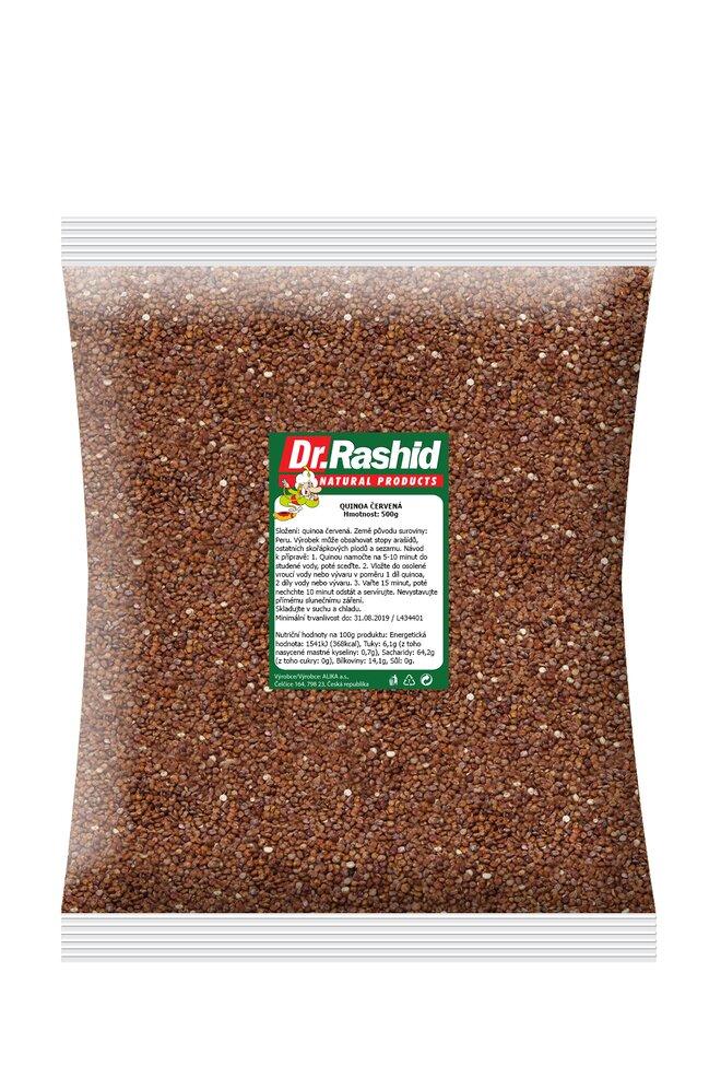 Quinoa červená, 500 g