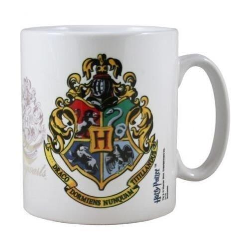 Hrnek: Hogwarts Crest (350 ml)